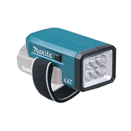 Makita DML186 18V LED Li-Ion Akku-Taschenlampe      Nur das Gerät