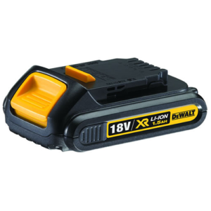 Dewalt DCB181 18v XR Slide 1.5Ah Li-Ion Battery