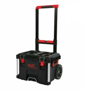 Milwaukee 4932464078 PACKOUT Trolley Box Toolbox 560 x 410 x 480mm