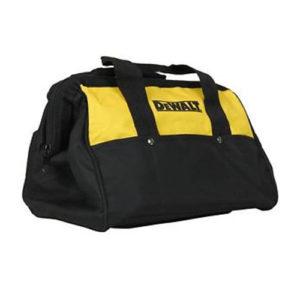 "Dewalt Heavy Duty 13"" Ballistic Nylon Holdall Power Tool Bag Hand Tools Bag"